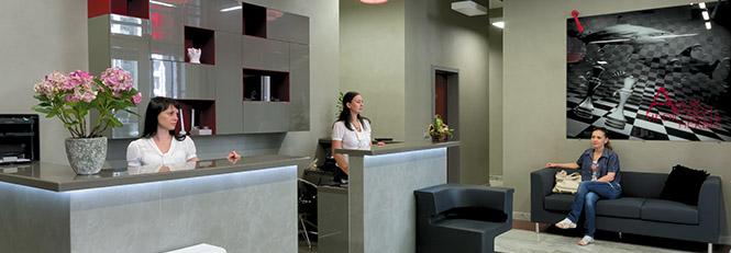 Дентера, стоматологический центр